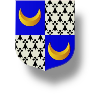 Blason et armoiries famille de Compagnon