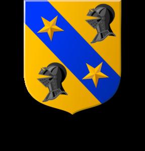 Blason et armoiries famille Constantin