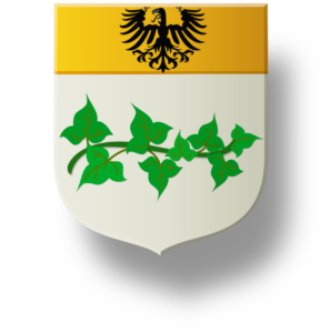 Blason et armoiries famille de Cortois