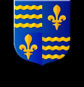 Blason et armoiries famille de Coucy-Châteauvieux