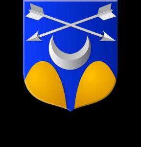 Blason et armoiries famille de Esmont de La Rosière