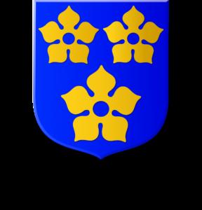 Blason et armoiries famille Genot