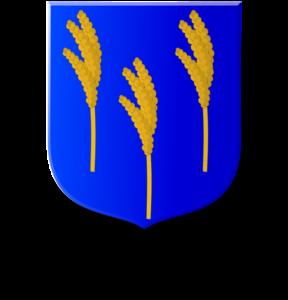 Blason et armoiries famille de Flacourt
