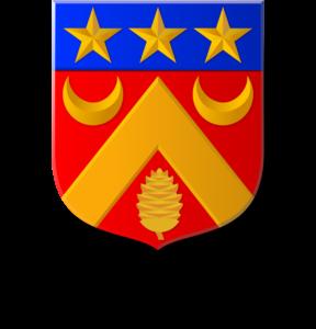 Blason et armoiries famille de Folliet