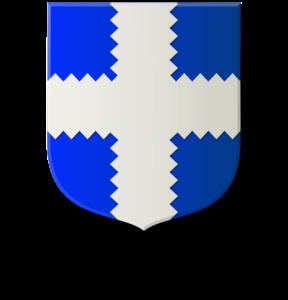 Blason et armoiries famille de la Fontaine