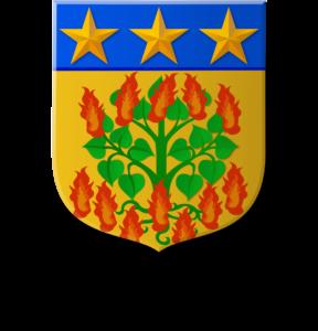 Blason et armoiries famille Teilhard