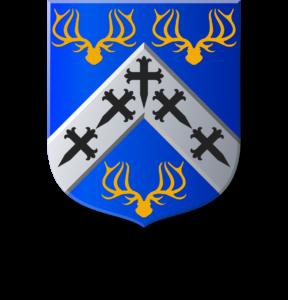 Blason et armoiries famille des Forges de Germinon