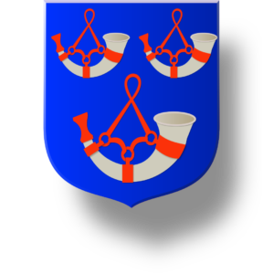 Blason et armoiries famille Dorrington