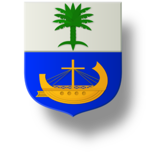 Blason et armoiries famille Pupat