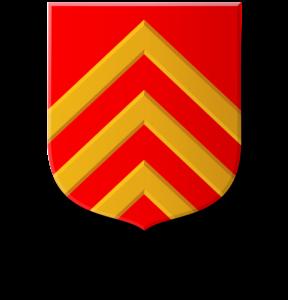 Blason et armoiries famille du Blé d'Huxelles