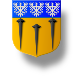 Blason et armoiries famille du Bois de Givry