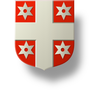 Blason et armoiries famille du Fay de Maulévrier