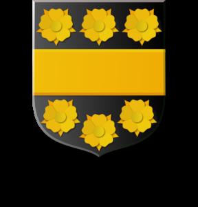 Blason et armories famille Dupin
