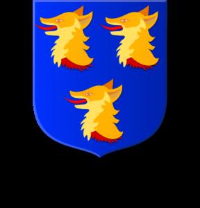 Blason et armoiries famille Le Verre