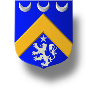 Blason et armories famille du Mas de Paysac