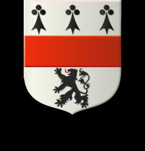 Blason et armoiries famille du Pré d'Houville