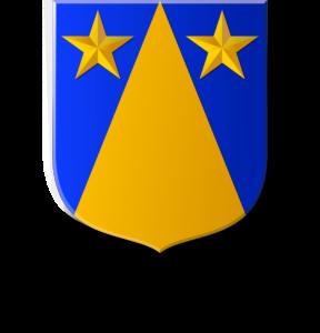 Blason et armoiries famille du Raynier