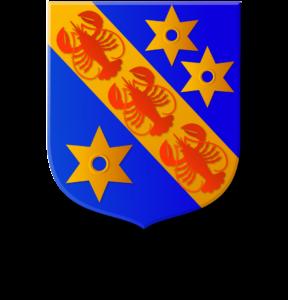 Blason et armoiries famille d'Esrots