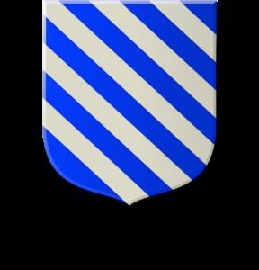 Blason et armoiries famille d'Escajeul