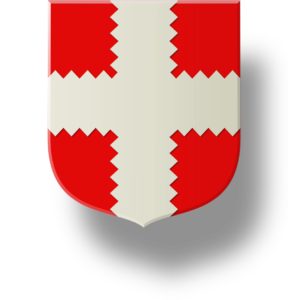 Blason et armoiries famille d'Estourmel