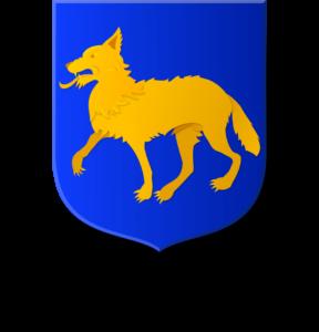 Blason et armoiries famille de Louvat
