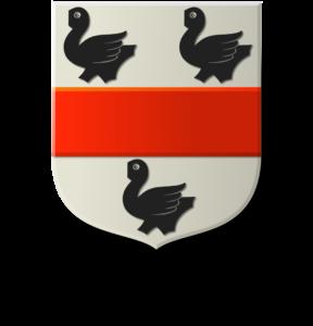 Blason et armoiries famille d'Esparbes de Lussan